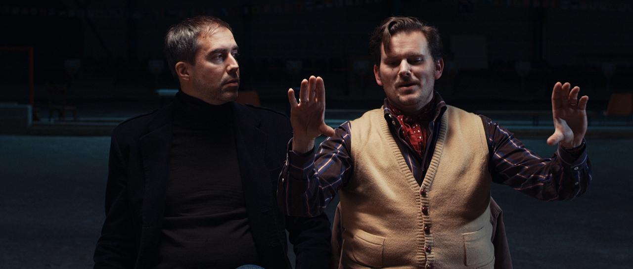 Charles Hieronymi & Matthias-Leonhard Lang