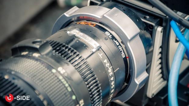 Notre nouvelle monture PL avec le zoom Zeiss 12-120mm T2.4